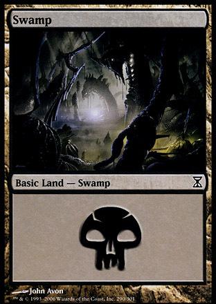 Болото (Swamp (#290))