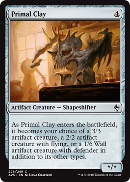 Primal Clay