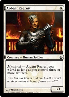 Ardent Recruit