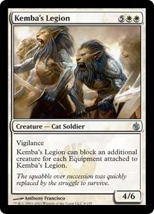 Kemba's Legion