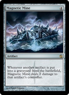 Magnetic Mine