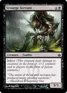 Scourge Servant