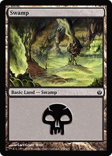 Болото (Swamp (#150))