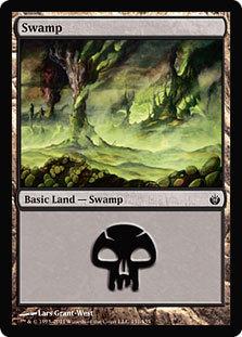 Болото (Swamp (#151))