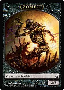 Зомби (Zombie Token)