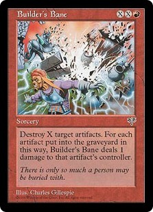 Builder's Bane