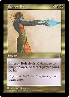 Energy Bolt