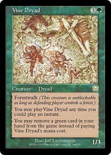 Vine Dryad
