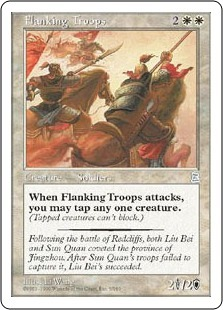 Flanking Troops