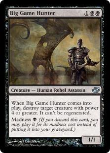 Охотник на Крупную Дичь (Big Game Hunter)