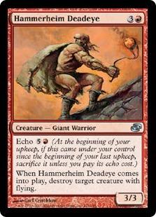 Хаммерхеймский Зоркий Глаз (Hammerheim Deadeye)