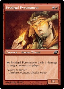 Гениальный Пиротехник (Prodigal Pyromancer)