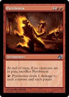 Огненная Кровь (Pyrohemia)