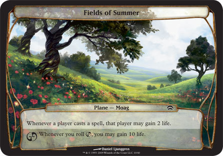 Fields of Summer