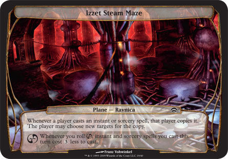 Izzet Steam Maze