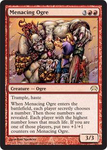 Menacing Ogre