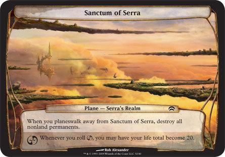 Sanctum of Serra