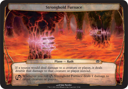Stronghold Furnace