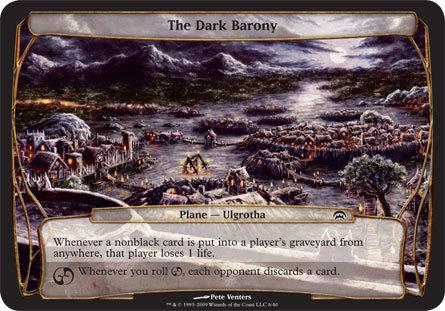 The Dark Barony