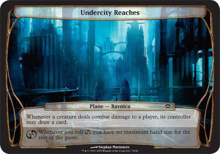 Undercity Reaches