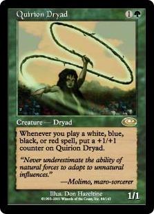 Quirion Dryad