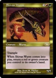 Shivan Wurm