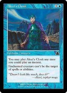 Alexi's Cloak