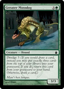 Greater Mossdog