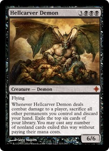Hellcarver Demon