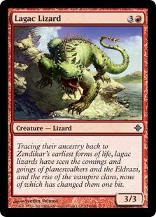 Lagac Lizard