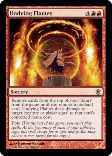 Undying Flames