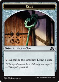Clue Token 5