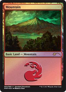Mountain (Standard Showdown 2017)