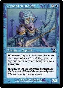 Cephalid Aristocrat