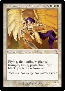 Акрома, Ангел Ярости (Akroma, Angel of Wrath)