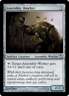 Рабочий-сборщик (Assembly-Worker)