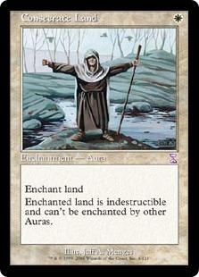 Освятить Землю (Consecrate Land)