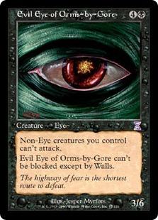 Злой Глаз Орма-на-Крови (Evil Eye of Orms-by-Gore)