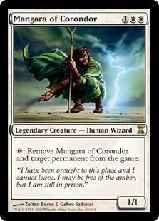 Мангара из Корондора (Mangara of Corondor)