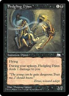 Fledgling Djinn