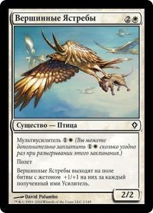 Вершинные Ястребы (Apex Hawks)