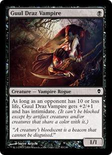 Guul Draz Vampire