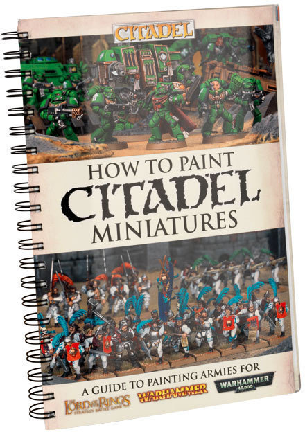Скачать Покраска Миниатюр Citadel. Руководство - фото 6