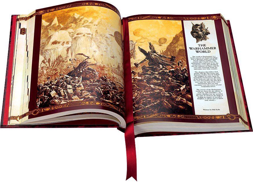 Warhammer Fantasy Battles Книга Правил 8 Скачать