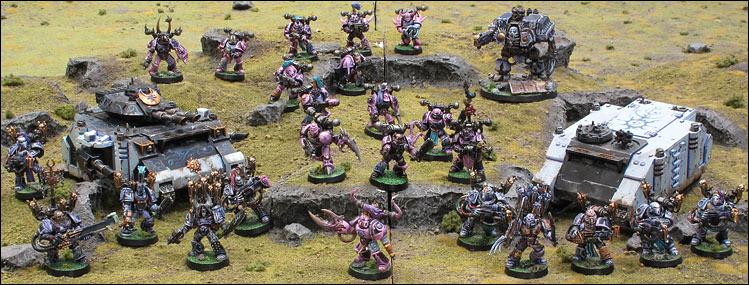 Warhammer 40K: Теория Хаоса
