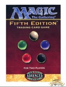 MTG: Начальный набор 5th Edition