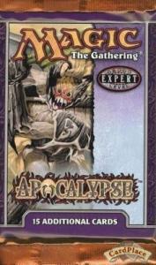 MTG: Бустер издания Apocalypse на английском языке
