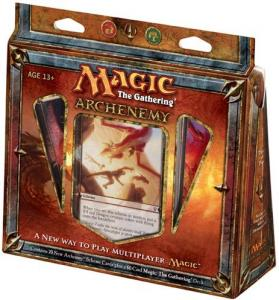 MTG: Колода Archenemy: Scorch the World with Dragonfire