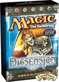MTG: Начальный набор «Rakdos Bloodsport» издания Dissension