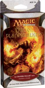 MTG: Duels of the Planeswalkers «The Chandra Nalaar deck: Hands of Flame»